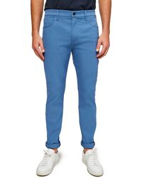 7 For All Mankind 7 For All Mankind Adrien Slim Fit Five Pocket Pants - Blue