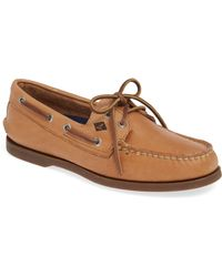 Sperry Top-Sider 'authentic Original' Boat Shoe - Brown