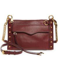 Rebecca Minkoff M.a.b. Leather Bag - Multicolour