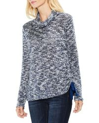 Vince Camuto - Two By Funnel Neck Pullover - Lyst