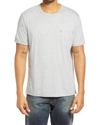 Robert Graham Myles T-shirt - Grey