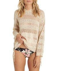 Billabong - To The Limit Hooded Sweater - Lyst