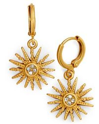 Vince Camuto - Star Museum Drop Earrings - Lyst