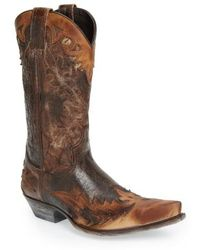 Sendra - 'carson' Cowboy Boot - Lyst