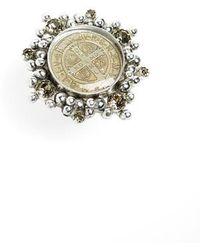 Virgins, Saints & Angels - Cloister Ring - Lyst