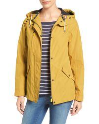 Barbour - Headland Waterproof Hooded Raincoat - Lyst