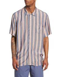 Obey - York Woven Shirt - Lyst
