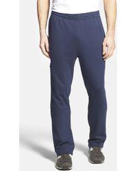 Bobby Jones Leaderboard Straight Leg Sweatpants - Blue