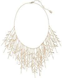 Melinda Maria - Waterfall Bib Necklace - Lyst
