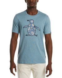 Original Penguin - Paisley Pete Graphic Tee - Lyst
