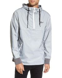 Imperial Motion   Helix Reflective Anorak   Lyst