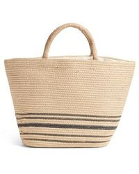 Amuse Society - Forever Vacay Jute Bag - Lyst