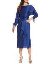 Keepsake - Uncovered Midi Dress - Lyst