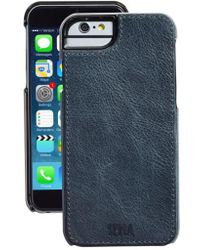 Sena - Heritage Lugano Leather Iphone 6/6s Case - Lyst