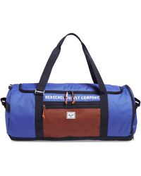Herschel Supply Co. Sutton Duffle Bag - Blue