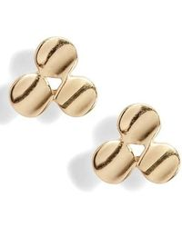 Bony Levy - Clover Stud Earrings (nordstrom Exclusive) - Lyst