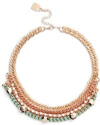 Adia Kibur - Braided Chain Necklace - Lyst