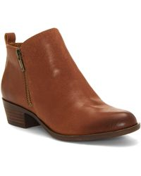 Lucky Brand Basel Bootie - Brown