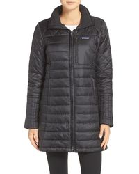 Patagonia Radalie Water Repellent Insulated Parka - Black