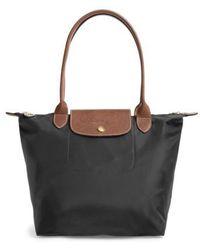 Longchamp - Le Pliage Shoulder Bag Small - Lyst