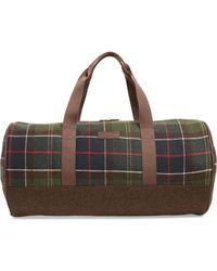 Barbour Hardwick Duffel Bag - Brown