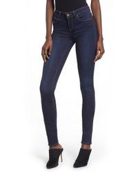 PAIGE - Transcend - Leggy Ultra Skinny Jeans - Lyst