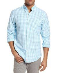 Vineyard Vines - The Marls Classic Fit Stretch Check Sport Shirt - Lyst