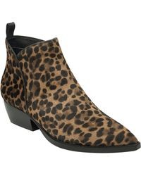 Marc Fisher - Obrra Pointy Toe Bootie - Lyst