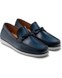 Magnanni Alarico Driving Shoe - Blue
