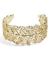 BaubleBar - Hamlet Cuff Bracelet - Lyst