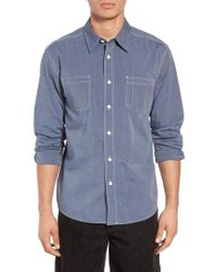 Cova - Seaside Regular Fit Sport Shirt - Lyst