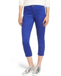 Wit & Wisdom - Ab-solution Crop Skinny Pants - Lyst