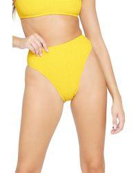 L*Space Barlette Bitsy Bikini Bottoms - Yellow