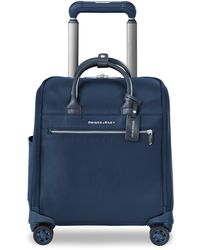 Briggs & Riley Rhapsody Cabin Spinner Carry-on Suitcase - Blue