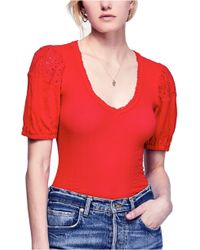 Free People - St. James Top - Lyst