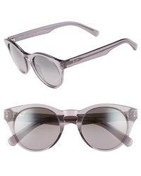 Maui Jim - Dragonfly 49mm Polarized Cat Eye Sunglasses - - Lyst