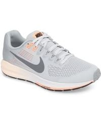 Nike - Air Zoom Structure 21 Running Shoe - Lyst