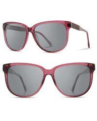 Shwood - 'mckenzie' 57mm Retro Sunglasses - Lyst