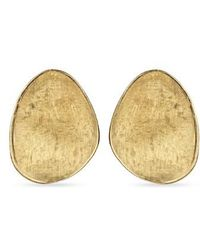 Marco Bicego - Textured Earrings - Lyst