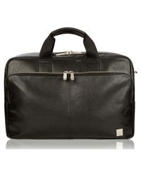 Knomo - Brompton Amesbury Leather Briefcase - - Lyst