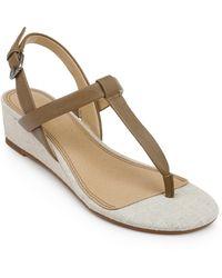 Splendid Avalon Wedge Sandal - Multicolour