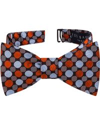 Ted Baker - Parque Jacquard Silk Bow Tie - Lyst