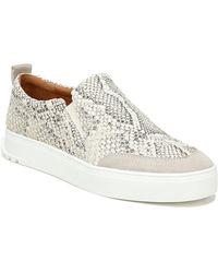 Sarto Dannon Platform Slip-on Sneaker - Multicolor