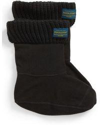 PENDLETON BOOT - Pendleton Shaker Stitch Short Boot Liner - Lyst