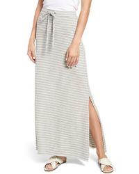 Caslon - Caslon Knit Maxi Skirt - Lyst
