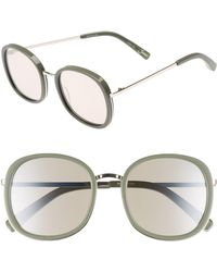 345f7769c6e14 Elizabeth and James - Jones 51mm Round Sunglasses - - Lyst