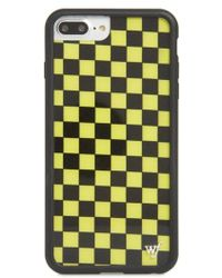 Wildflower - Checkerboard Iphone 6/7/8 Plus Case - Lyst