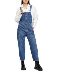 BDG - Urban Outfitters Workwear Denim Overalls - Lyst