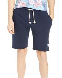 Sol Angeles - Essential French Terry Cutoff Shorts - Lyst