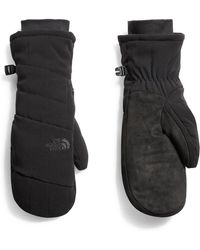 The North Face - Pseudio Water Resistant Heatseeker(tm) Insulated Mittens - Lyst